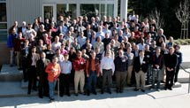 (Photo - LSST All Hands Meeting 2006)