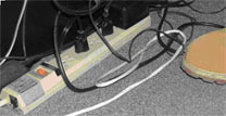 (Photo - Power Strip)