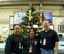 (Holiday tree)