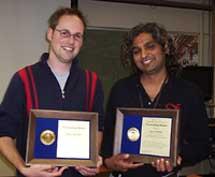 SULI awardees