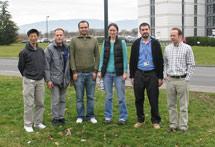 (Photo - ATLAS collaborators at CERN)