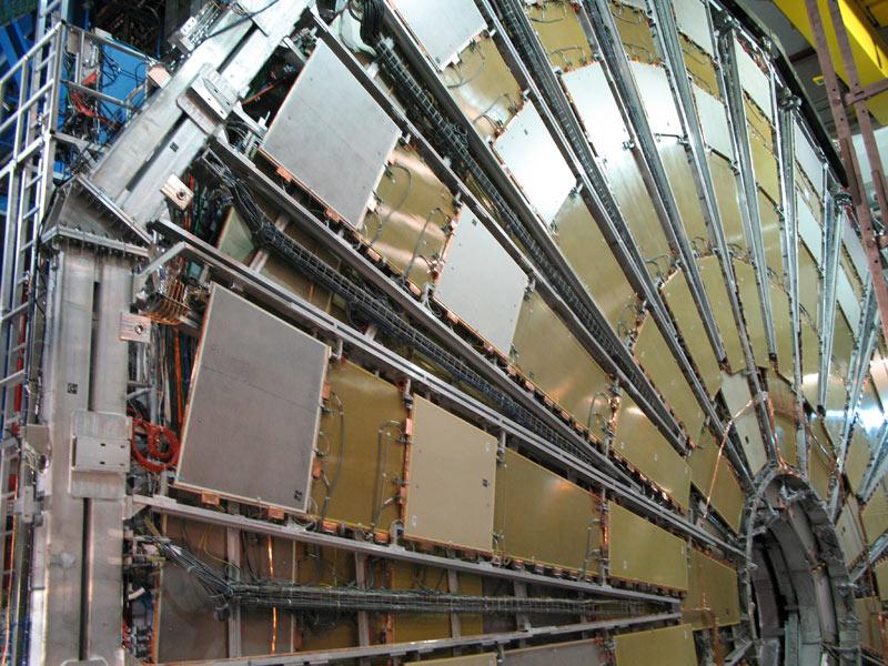 LHC, particelle subatomiche, Atlas