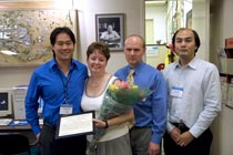 (Photo - Lytle Award)