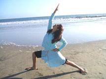 (Photo - Yoga instructor)