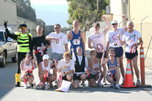 (Photo - SLAC Run & Walk Winners 2007)