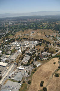 (Photo - SLAC from above)