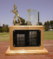 (Photo - The Drell-Richter Trophy)