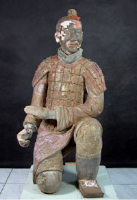 (Image - Terra Cotta Warrior)