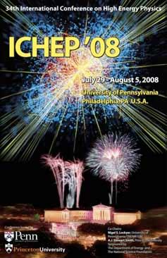 (Image - ICHEP08 poster)
