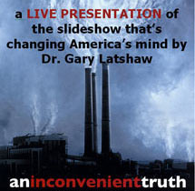 (Image - An Inconvenient Truth flyer)