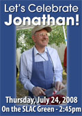 (Poster - Celebrate Jonathan)