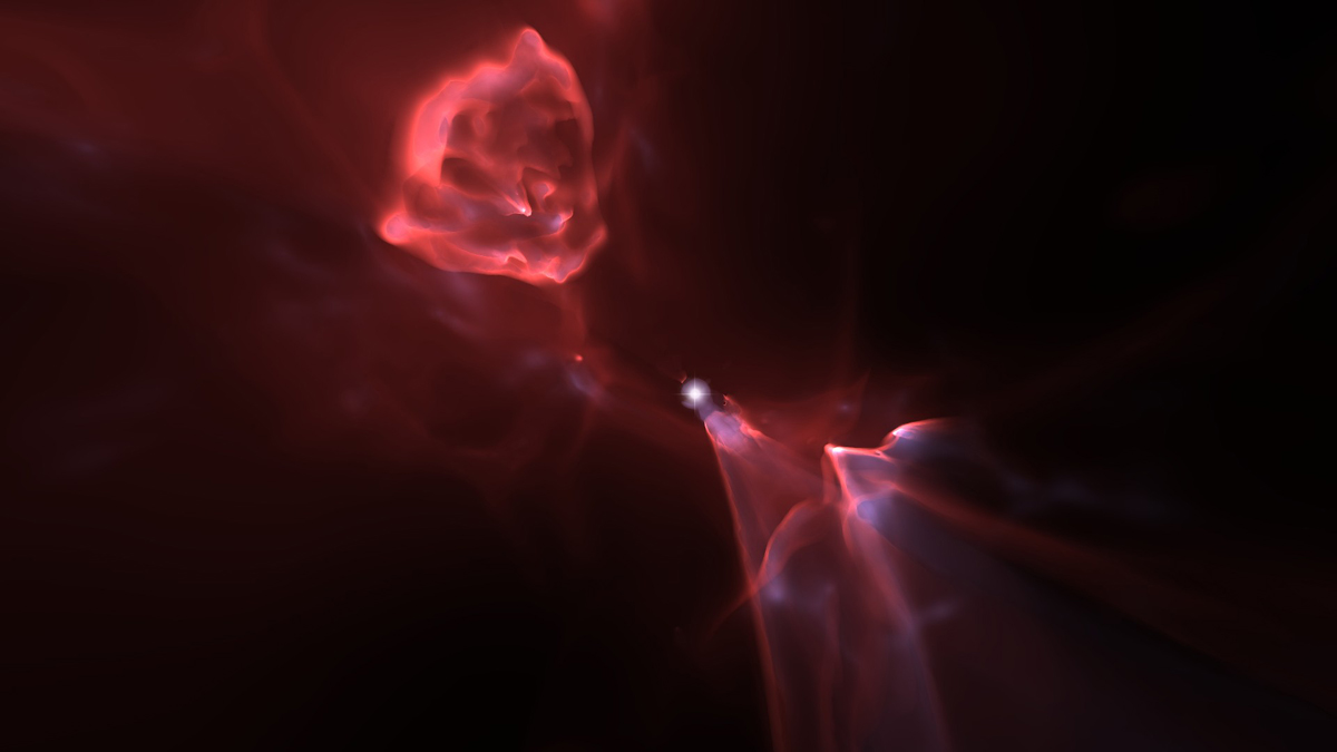 Star Formation Simulation