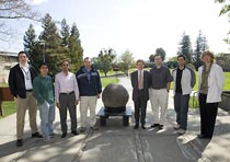 (Photo - SLAC's New Employees)