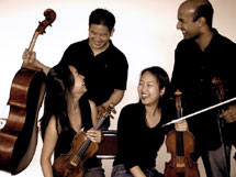 (Photo - the Afiara String Quartet)