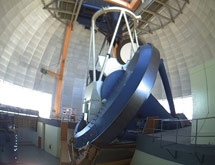 (Photo - the Blanco Telescope)