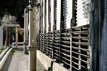(Photo - Cooling Tower 101 louvers)