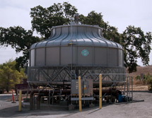 (Photo - cooling tower)