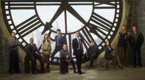 (Photo - the cast of FlashForward)
