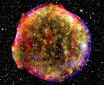 (Photo - Kepler supernova )