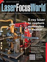(Image - Laser Focus World September 2009 cover)