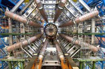 (Image - LHC detector)