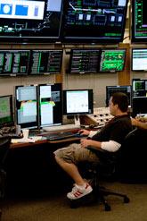 (Photo - SLAC Main Control Center)