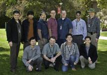 (Photo - SLAC new employee orientation May 2009)