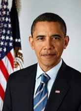 (Photo - President Barak Obama)