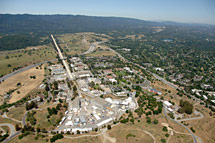 (Photo - SLAC from the air)
