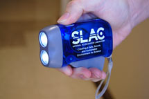 (Photo - SLAC flashlight)