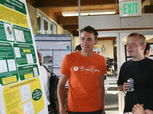 (Photo - poster session)
