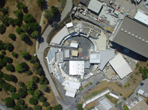 (Photo - Aerial view of SSRL)