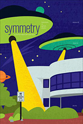 (Image - Symmetry magazine cover June 2009)