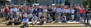 (Photo - TeV Particle Astrophysics 2009 participants)