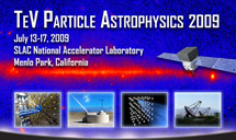 (Image - TeV Particle Astrophysics conference poster)