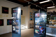 (Photo - SLAC Visitor Center)