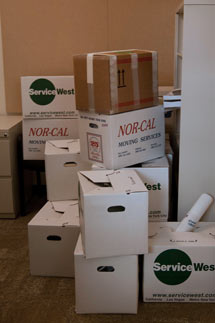 (Photo - moving boxes)