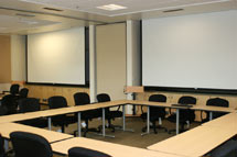 (Photo - Building 901 conference room)