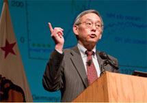 (Photo - U.S. Secretary of Energy Steven Chu)