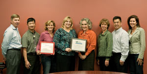 (Photo - FEC awardees)