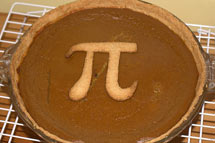 (Photo - Pi pie)