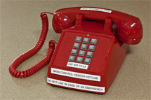 (Image - the red phone)
