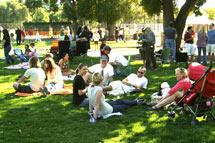 (Photo - SSRL picnic)