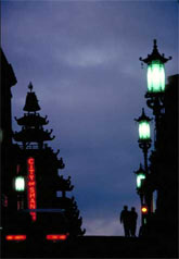 (Jim Stanfield photo of Chinatown)