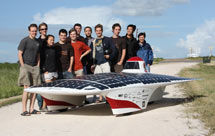 (Image - Stanford Solar Car 2009)