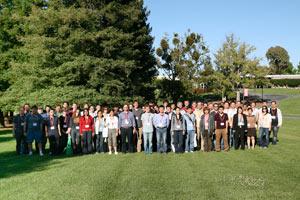 (Photo- PULSE Ultrafast X-ray Summer School attendees 2010)