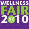 (Image - Wellness Fair 2010 logo)