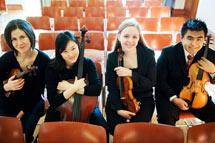(Photo - Arneis Quartet)