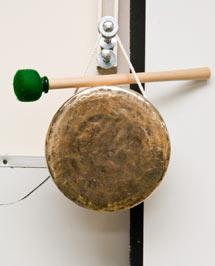 (Photo - gong)