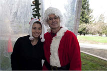 (Photo - SLAC holiday party 2010)